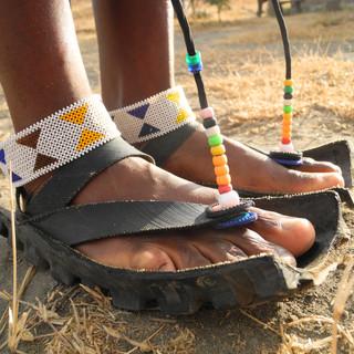Maasai Schuhe
