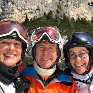 Ski woche mit Eva & Brigitte