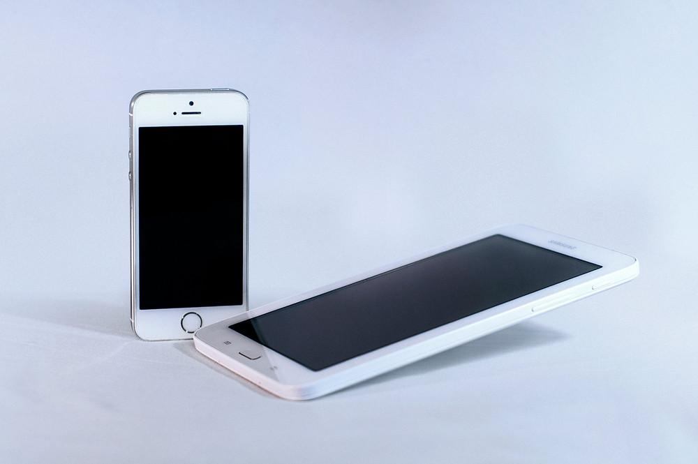 Basic mobile smartphone anatomy