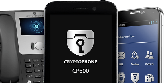 Cryptophone CP600G