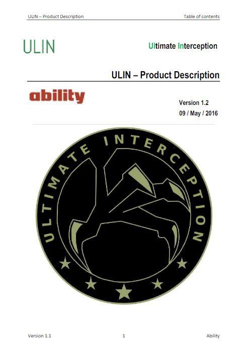 Ability ULIN product description image - source Thomas Fox-Brewster https://www.scribd.com/doc/313901805/ULIN-Product-Description-Ability