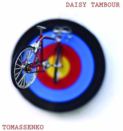 pochette Livre-CD Daisy Tambour