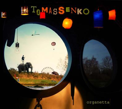 pochette cd Organetta Tomassenko