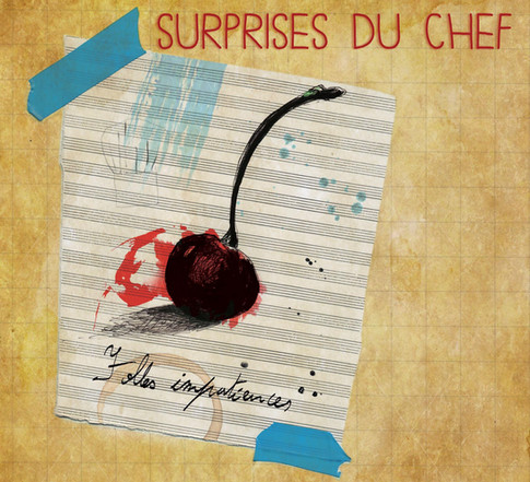 cd les surprises du chef