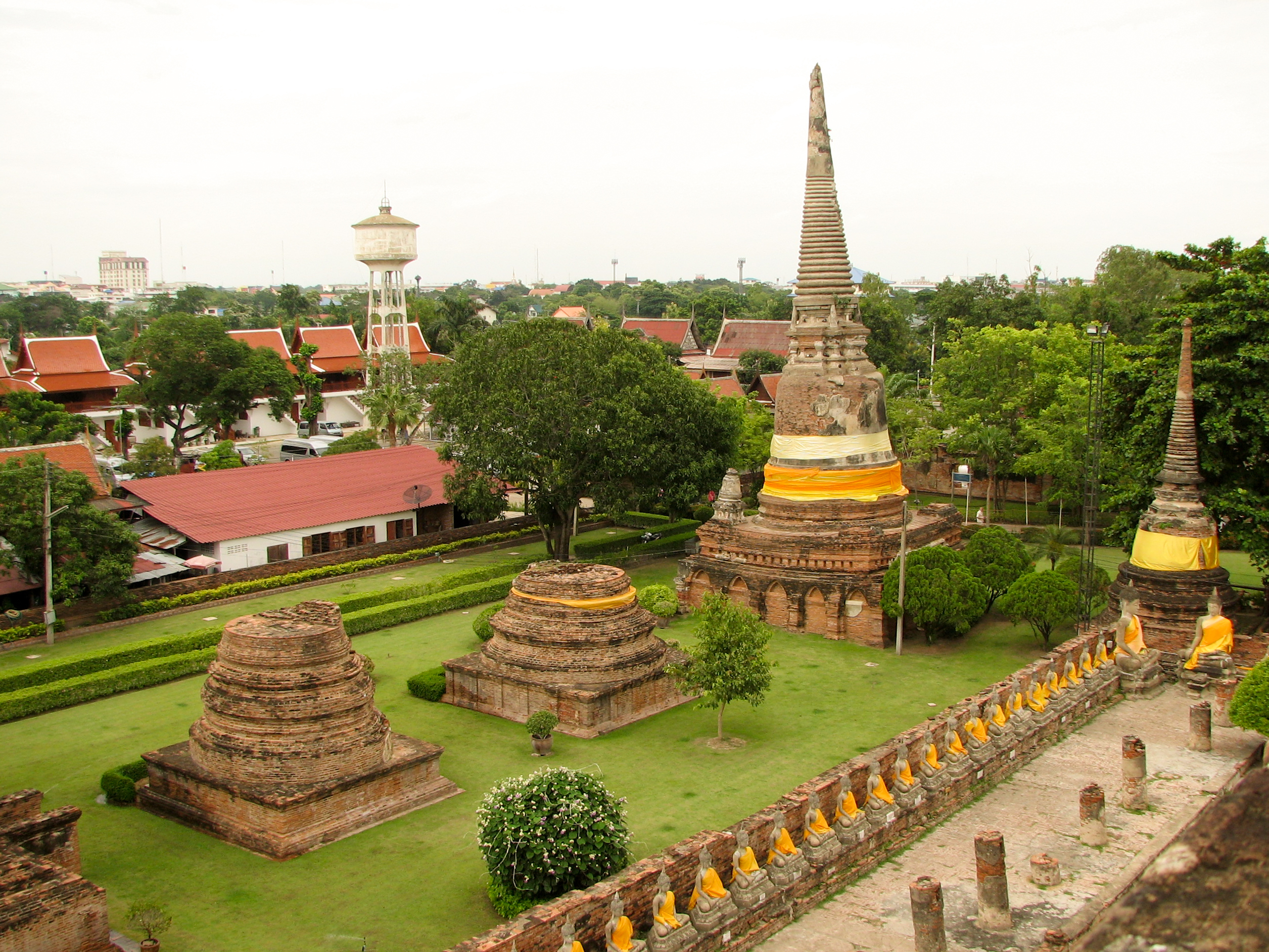Wat_Yai_Chai_Mongkhon_Ayutthaya_Thailand