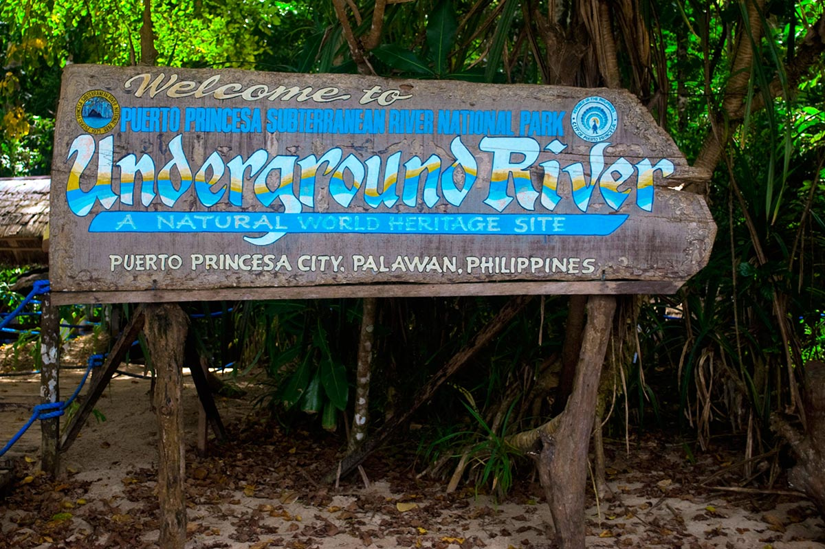 palawan-underground-river-welcome-sign