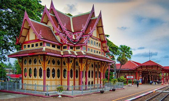 01-hua-hin-train-station