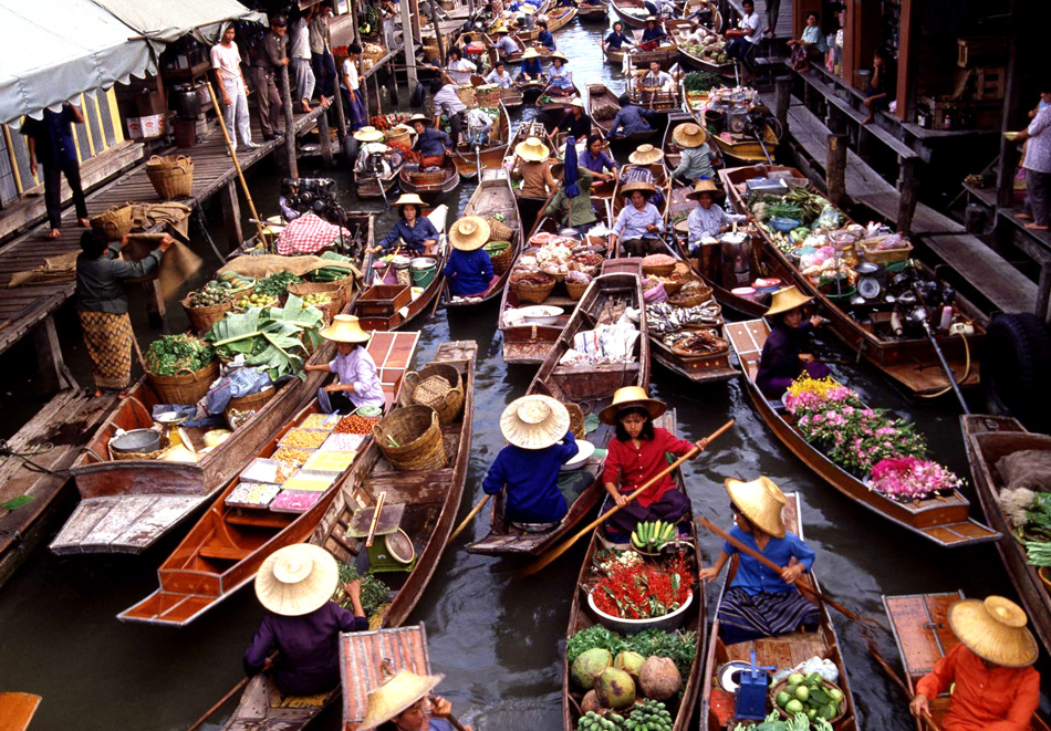 damnoen-floating-market-excursion-bangko