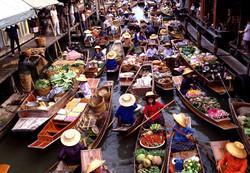 damnoen-floating-market-excursion-bangko