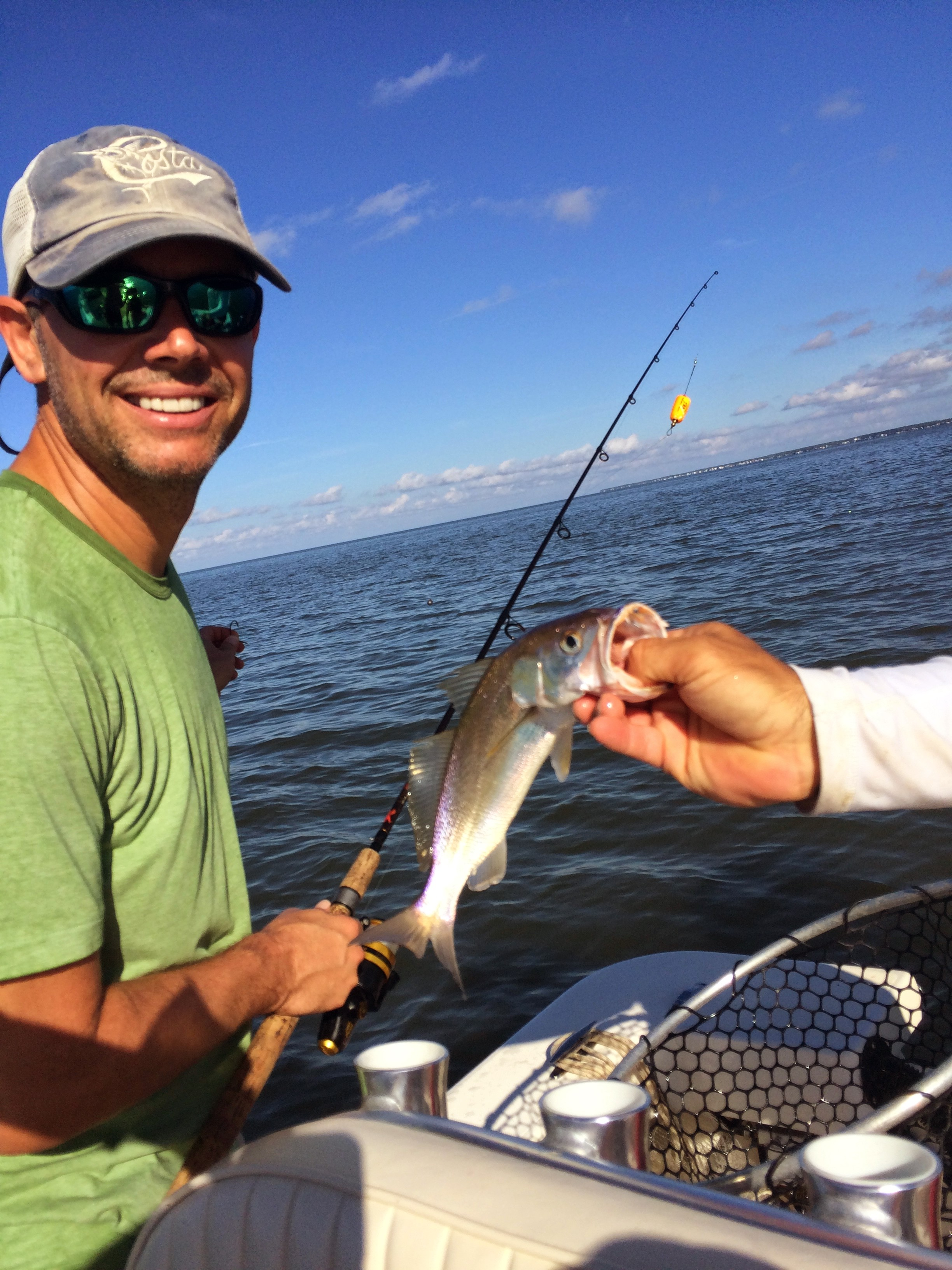 trout fishing Fairhope