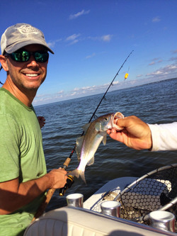 trout fishing Fairhope