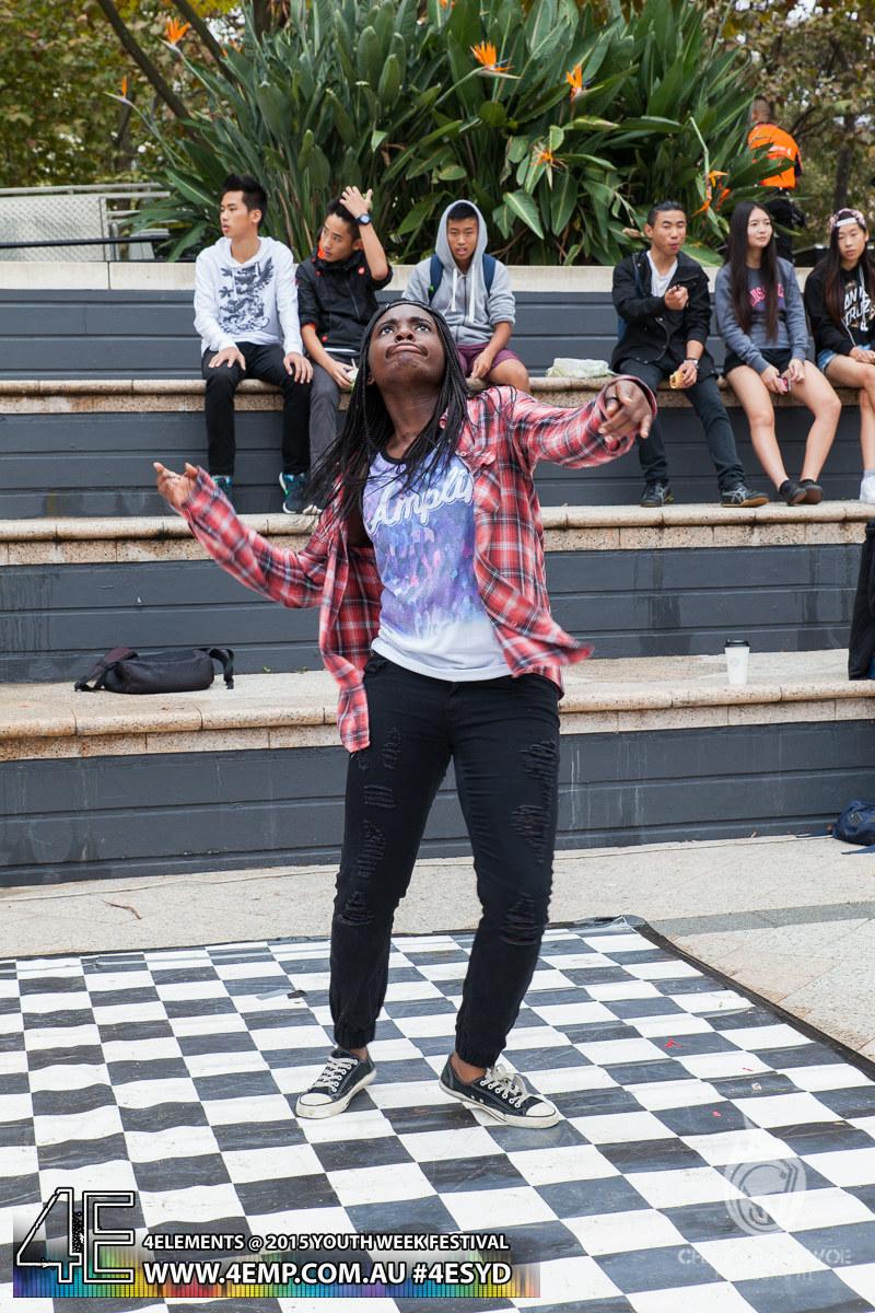 4Elements Youth Week Festival Bankstown 2015 Vyva Entertainment HipHop Sydney (9