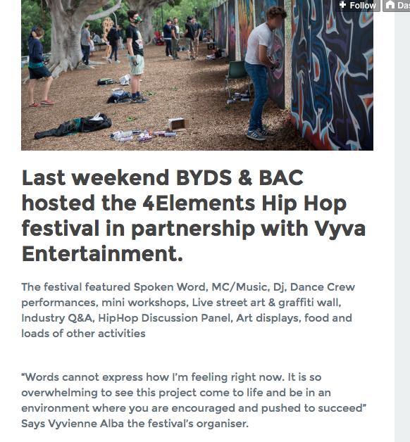 BYDS Blog