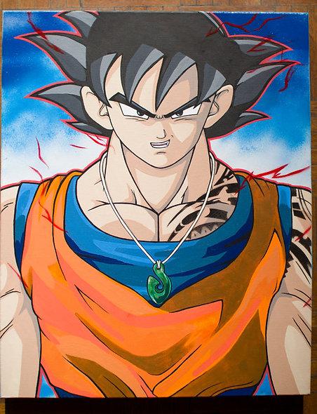 Kiwi Goku