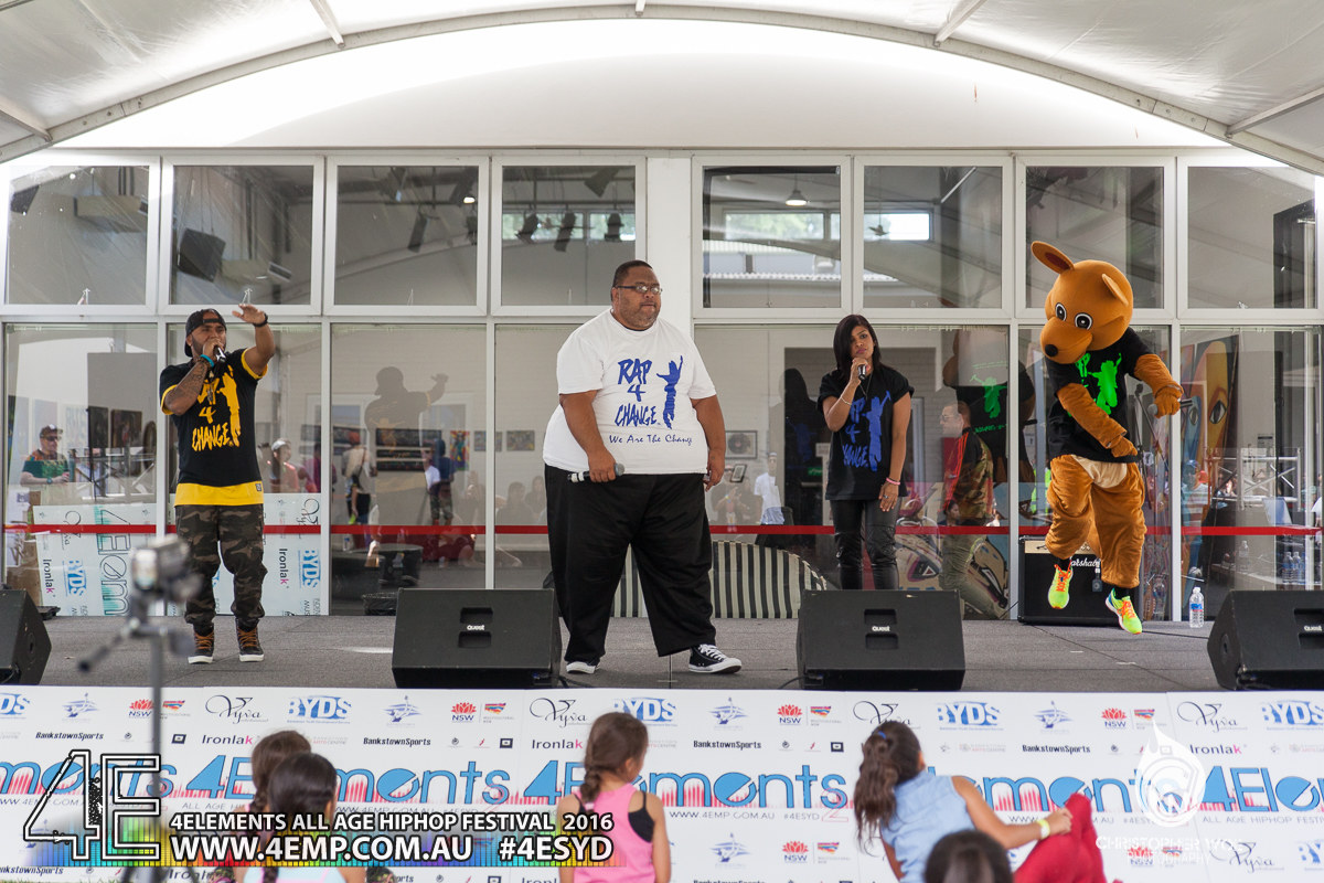 4Elements All age Hip Hop Festival Sydney Bankstown Vyva Entertainment #4esyd Chris Woe (137)
