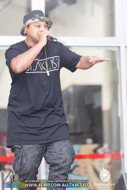 4Elements All age Hip Hop Festival Sydney Bankstown Vyva Entertainment #4esyd Chris Woe (365)