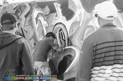 4Elements All age Hip Hop Festival Sydney Bankstown Vyva Entertainment #4esyd Chris Woe (53)
