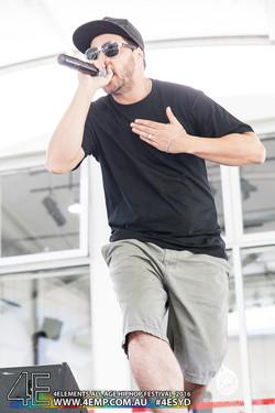 4Elements All age Hip Hop Festival Sydney Bankstown Vyva Entertainment #4esyd Chris Woe (64)