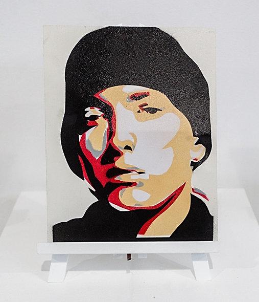 Eminem Stencil