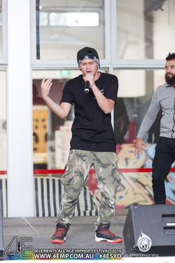 4Elements All age Hip Hop Festival Sydney Bankstown Vyva Entertainment #4esyd Chris Woe (378)