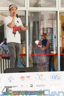 4Elements All age Hip Hop Festival Sydney Bankstown Vyva Entertainment #4esyd Chris Woe (90)