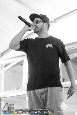 4Elements All age Hip Hop Festival Sydney Bankstown Vyva Entertainment #4esyd Chris Woe (65)