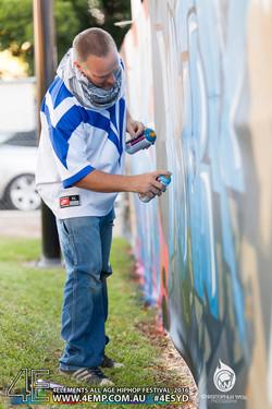 4Elements All age Hip Hop Festival Sydney Bankstown Vyva Entertainment #4esyd Chris Woe (316)