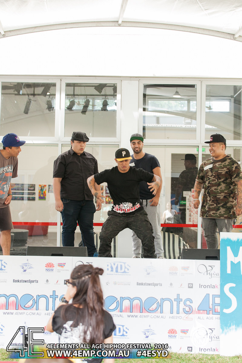 4Elements All age Hip Hop Festival Sydney Bankstown Vyva Entertainment #4esyd Chris Woe (50)
