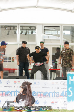 4Elements All age Hip Hop Festival Sydney Bankstown Vyva Entertainment #4esyd Chris Woe (50)