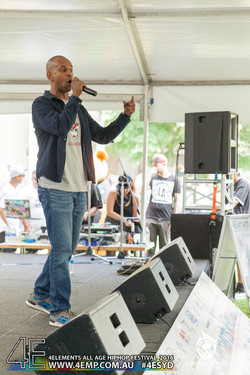 4Elements All age Hip Hop Festival Sydney Bankstown Vyva Entertainment #4esyd Chris Woe (115)