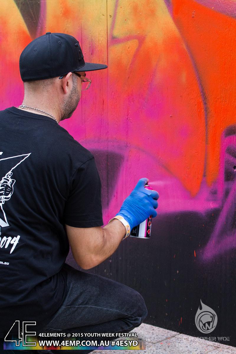 4Elements Youth Week Festival Bankstown 2015 Vyva Entertainment HipHop Sydney (6