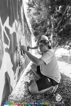 4Elements All age Hip Hop Festival Sydney Bankstown Vyva Entertainment #4esyd Chris Woe (153)
