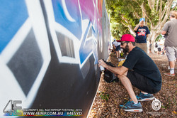 4Elements All age Hip Hop Festival Sydney Bankstown Vyva Entertainment #4esyd Chris Woe (390)