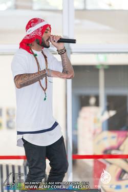 4Elements All age Hip Hop Festival Sydney Bankstown Vyva Entertainment #4esyd Chris Woe (342)