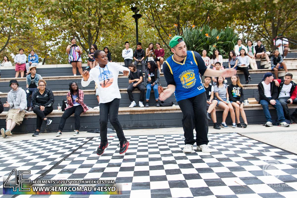 4Elements Youth Week Festival Bankstown 2015 Vyva Entertainment HipHop Sydney (1