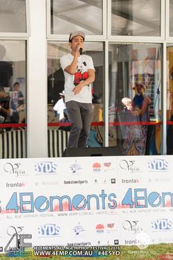4Elements All age Hip Hop Festival Sydney Bankstown Vyva Entertainment #4esyd Chris Woe (101)