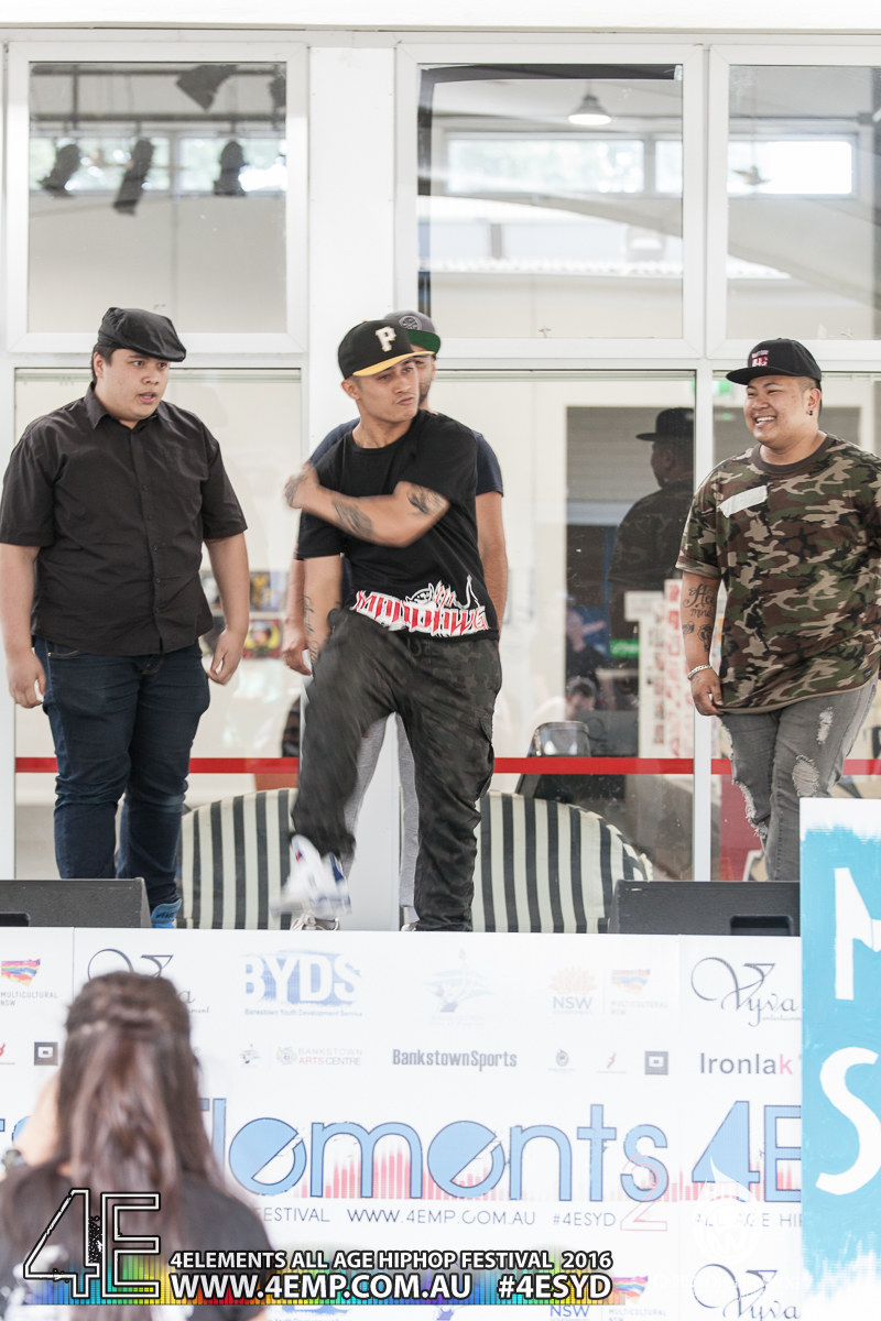 4Elements All age Hip Hop Festival Sydney Bankstown Vyva Entertainment #4esyd Chris Woe (48)