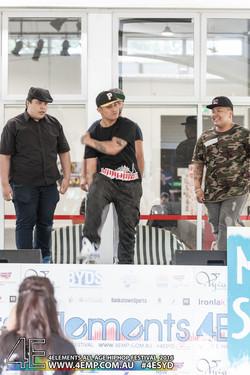 4Elements All age Hip Hop Festival Sydney Bankstown Vyva Entertainment #4esyd Chris Woe (48)