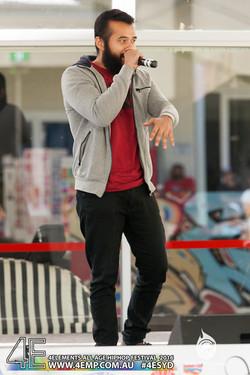 4Elements All age Hip Hop Festival Sydney Bankstown Vyva Entertainment #4esyd Chris Woe (33)