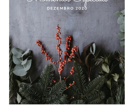 Momentos especiais dezembro