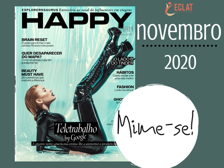 HAPPY TIME na Eclat - Revista Happy Woman