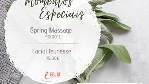 Momentos especiais ECLAT - Abril