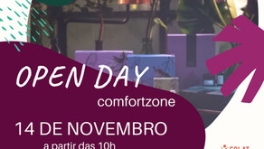 Open Day - Comfort Zone na ECLAT SPA