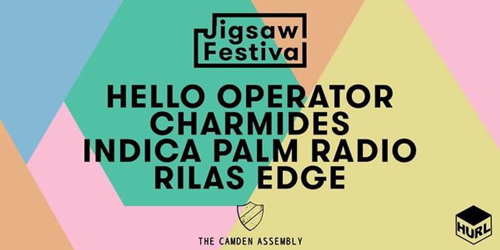 Jigsaw Festival, HURL Presents, Hello Operator, Charmides & More