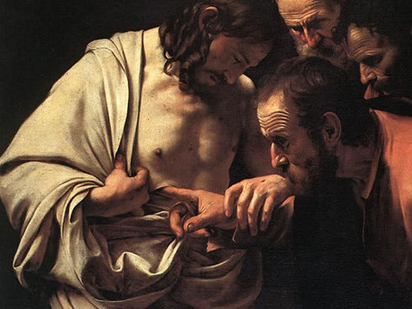 Divine Mercy: Glorified Wounds