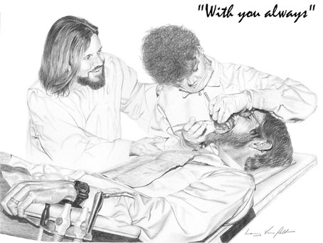 Finding Christ in the Dentist Chair