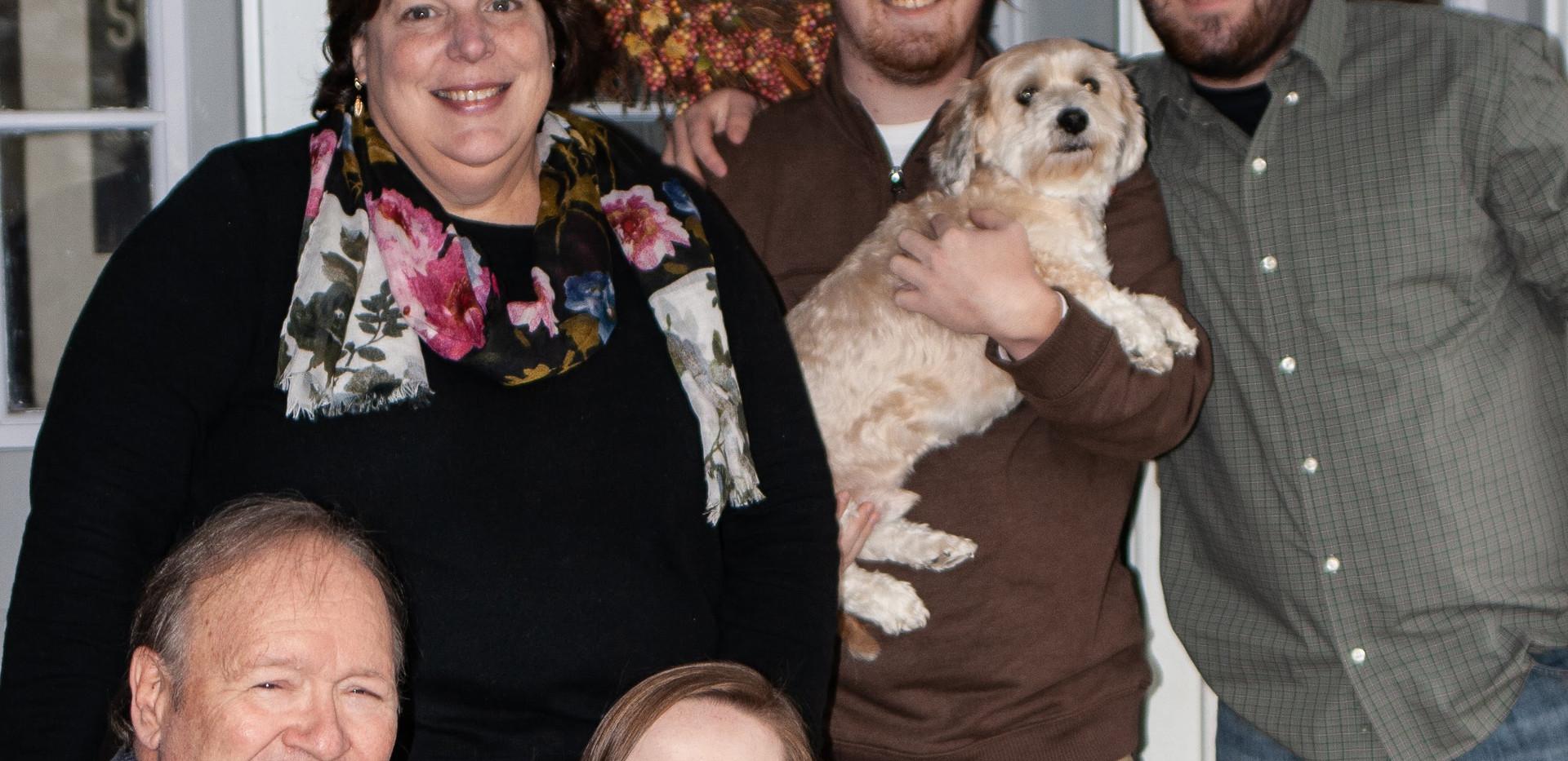 Hagen Family Nov 2018