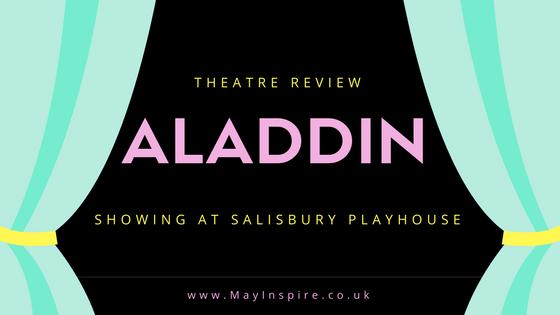 Aladdin Theatre Review