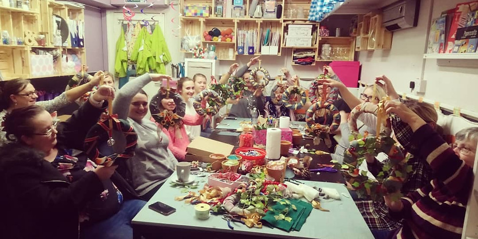 Wreath Making Workshop [2020 Event Available]