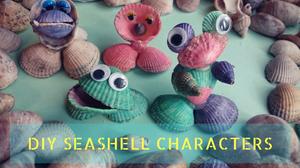 MayInspire seashells